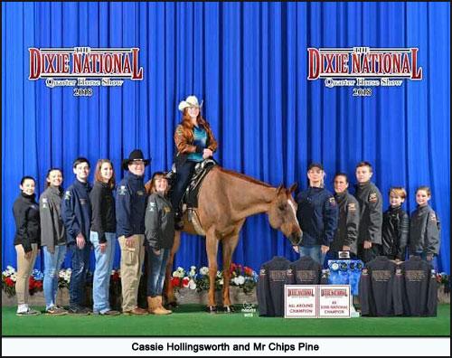 2018 Winners At Reichert Performance Horses